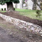 1 Retaining Wall After